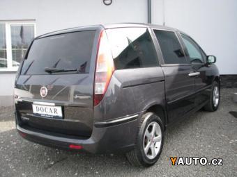 Prodám Fiat Ulysse 2.0 JTD, 7 míst, ZÁRUKA