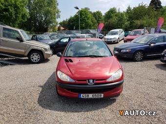 Prodám Peugeot 206 1.6 XT
