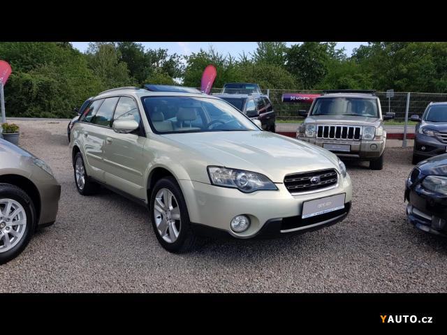 Prodám Subaru Legacy 3.0 H6 AWD 180kw panorama navi