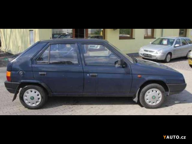 Prodám Škoda Favorit 135LXi