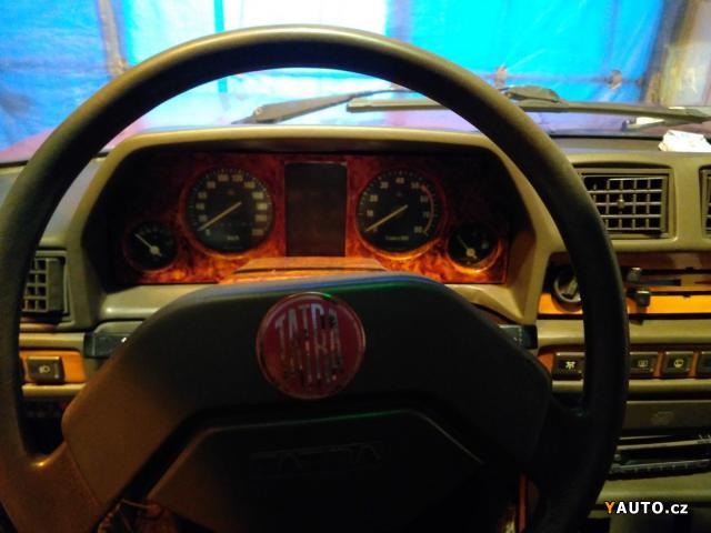 Prodám Tatra T613 T 613-4