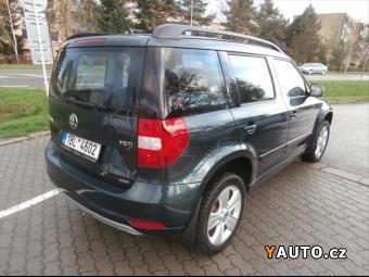Prodám Škoda Yeti 2,0 YETI TDI CR 4X4 AMBITIO