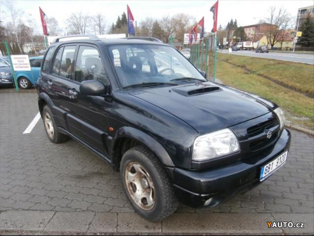 Prodám Suzuki Grand Vitara 2,0 4x4 HDI