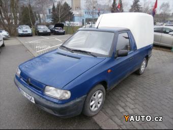 Prodám Škoda Felicia Pick-Up 1,3 FELICIA LX