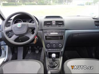 Prodám Škoda Yeti 1,2 YETI TSI AMBITION
