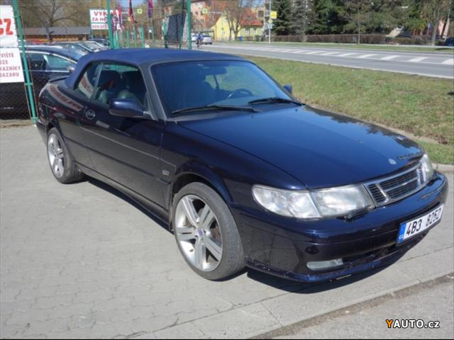 Prodám Saab 9-3 2,0