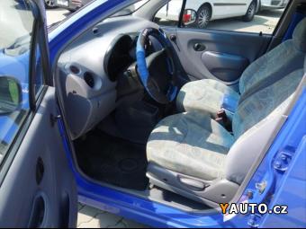 Prodám Daewoo Matiz 0,8 SE