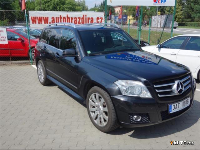 Prodám Mercedes-Benz GLK 3,0 320 CDI 4MATIC AUT.