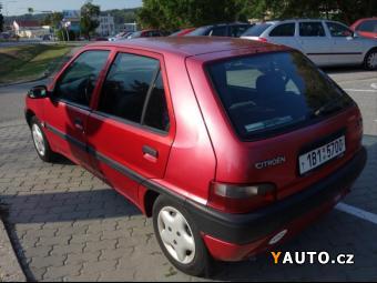 Prodám Citroën Saxo 1,1i HIT