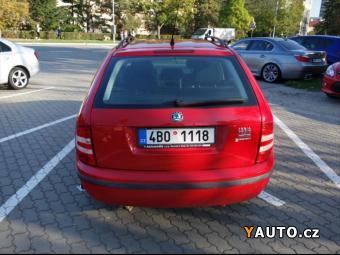 Prodám Škoda Fabia 1,2 12V HTP CLASSIC