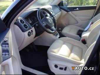 Prodám Volkswagen Tiguan 2,0 TDI DPF 4MOTION SPORT &a