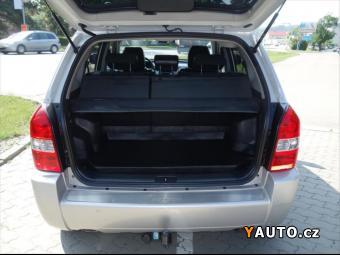 Prodám Hyundai Tucson 2,0 CRDI VGT 4X4 ELEGANCE