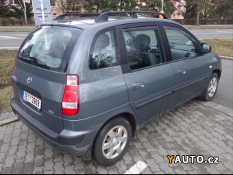 Prodám Hyundai Matrix 1,6i ACTIVE