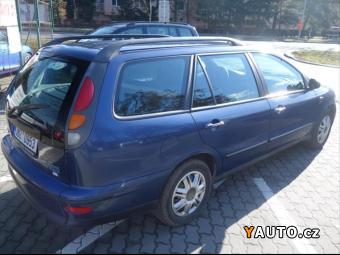 Prodám Fiat Marea 1,6 16V SX