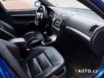 Prodám Škoda OCTAVIA COMBI 2.0 TDI CR DPF RS - PRODÁNO