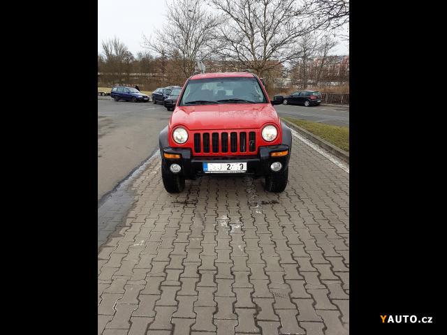 Prodám Jeep Cherokee 2:5 CRD
