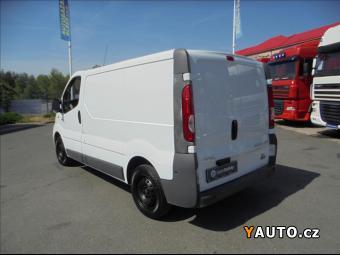 Prodám Opel Vivaro 2,0 L1H1 114 HP KLIMA