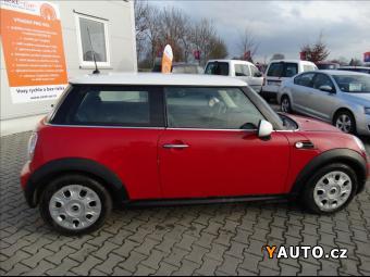 Prodám Mini Cooper 1,6 Serviska ČR