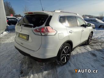 Prodám Nissan X-Trail 1,6 dCi 4x4 Tekna ČR