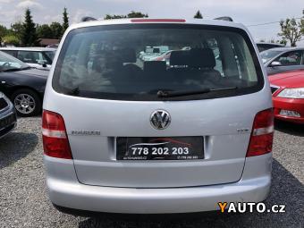 Prodám Volkswagen Touran 1.9TDI 77KW 1. MAJITEL