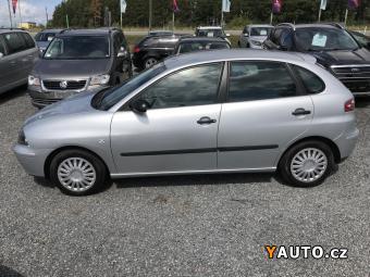Prodám Seat Ibiza 1,4 TDi 55 kw klima