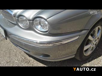 Prodám Jaguar X-Type 2.5 V6 EX