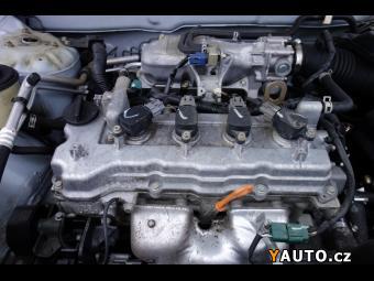 Prodám Nissan Almera 1.5i jen 103 tis. km
