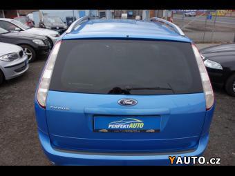 Prodám Ford Focus 1.6i 16v ZACHOVALÝ
