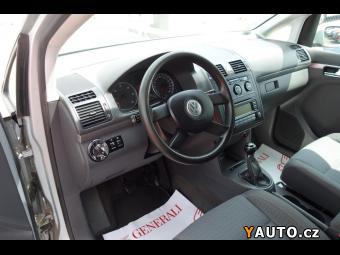 Prodám Volkswagen Touran 1.9 TDi 77kw, TZ