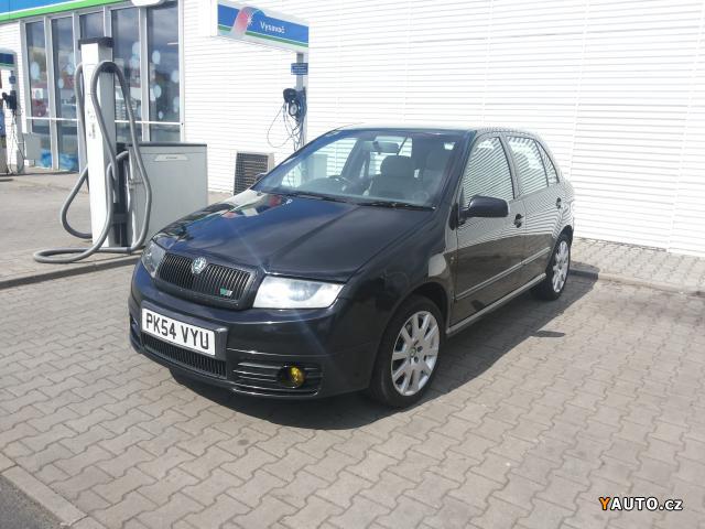 Prodám Škoda Fabia Skoda Fabia RS - TDI - 96 Kw