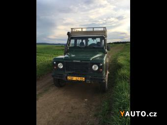 Prodám Land Rover Defender 90 TD5, station wagon