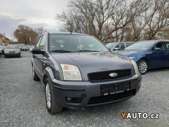 Prodám Ford Fusion 1.6 16V