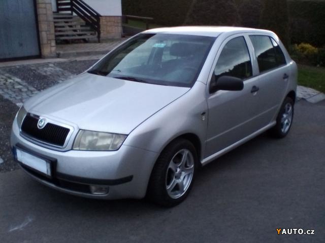 Prodám Škoda Fabia 1.9 SDi