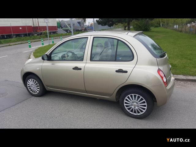 Prodám Nissan Micra 1.0i
