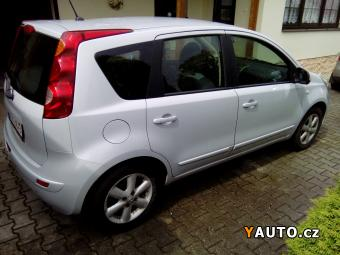 Prodám Nissan Note 1, 4i 16V