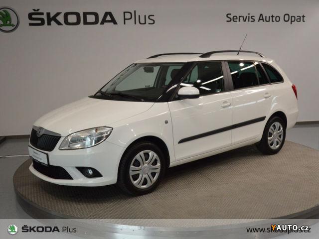 Prodám Škoda Fabia Combi 1,2 TSI, 63 kW Active T