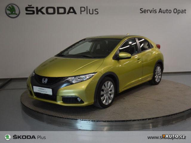 Prodám Honda Civic 1,8 i, 104 kW Sport