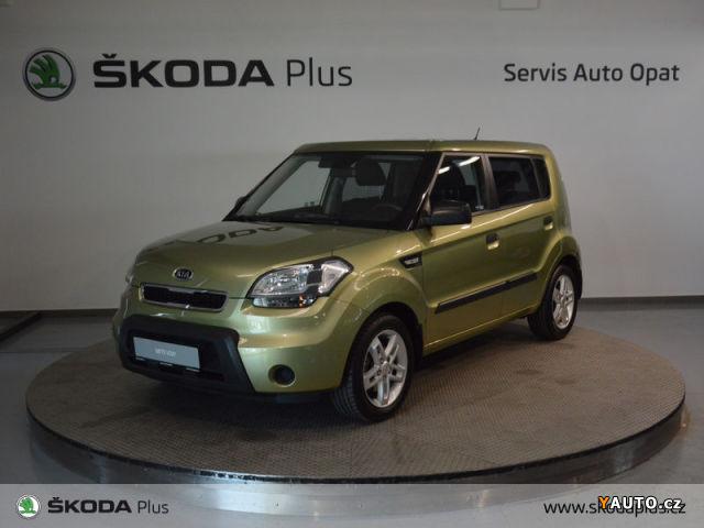 Prodám Kia Soul 1,6 i, 93 kW