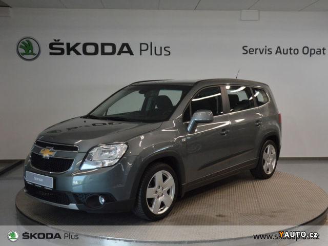 Prodám Chevrolet Orlando 1,8 i, 104 kW LTZ