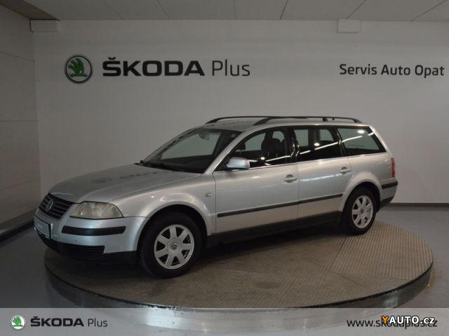 Prodám Volkswagen Passat 1,9 TDI, 74 kW Basic