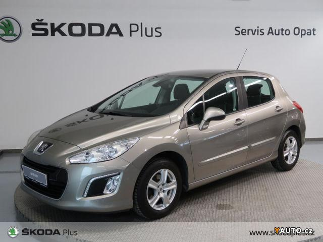 Prodám Peugeot 308 1,6 VTi, 88 kW Premium