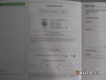Prodám Škoda Rapid DSG 1,4 TSI, 90 kW Ambition P
