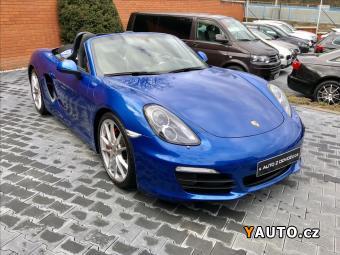 Prodám Porsche Boxster S, SPORTOVNÍ VÝFUKY, PASM