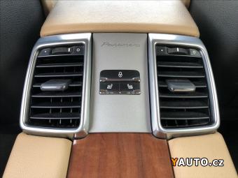 Prodám Porsche Panamera 4 PLATINUM EDITION, 4X4, KAMER
