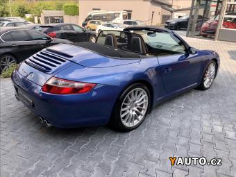 Prodám Porsche 911 4S CARRERA CABRIO, XENONY
