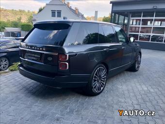 Prodám Land Rover Range Rover 4,4 SDV8 AWD AUTOBIOGRAPHY, LE