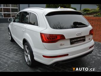 Prodám Audi Q7 3,0 TDI 180KW S-LINE QUATTRO, X