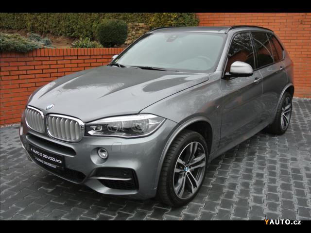 Prodám BMW X5 M50d xDrive 280KW, KEYLESS, 360°