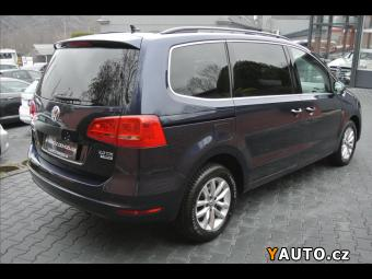 Prodám Volkswagen Sharan 2,0 TDi 103KW COMFORTLINE, NAVI