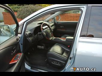 Prodám Lexus RX 350 3,5 V6 4WD LUXURY, XENONY, NAV